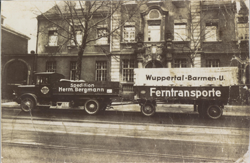 lkw fenrtransport